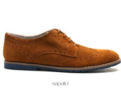 Туфли Xti 26601 CAMEL Туфли муж XTi коричневые