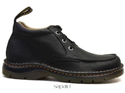 Ботинки Dr. Martens 16109001 Paco Black Bear Track Dr Martens чёрные