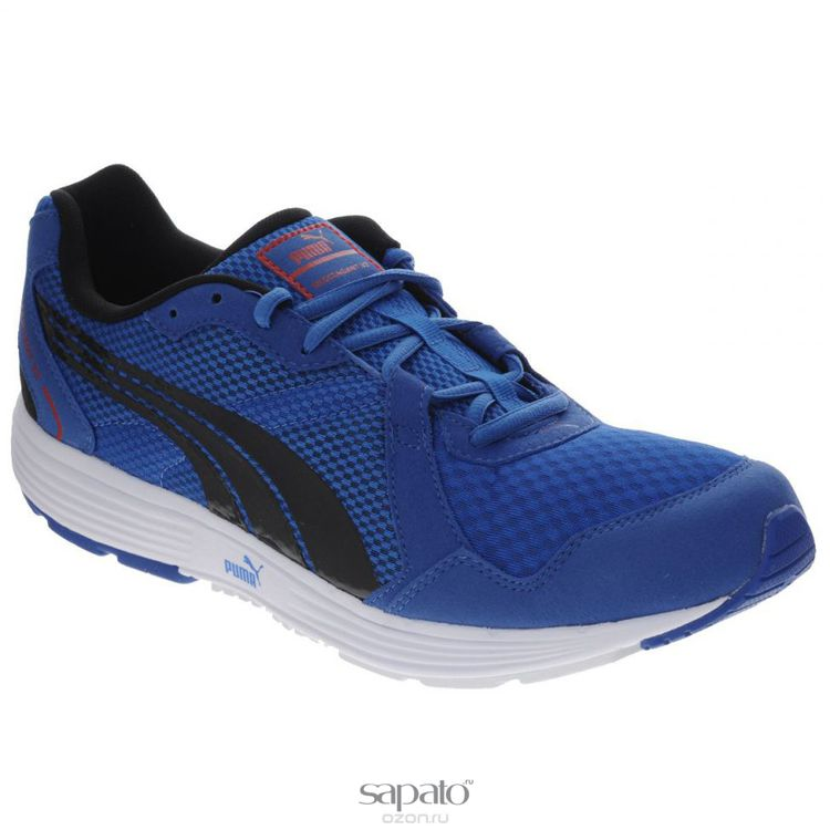 Кроссовки Puma Кроссовки мужские для бега Descendant v2 синие