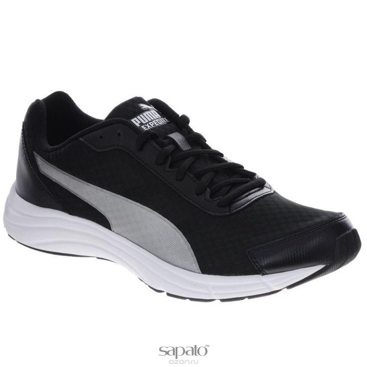 Кроссовки Puma Кроссовки мужские для бега Expedite чёрные