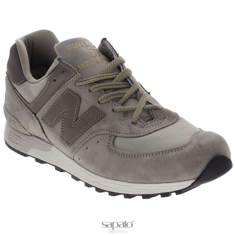 Кроссовки New Balance Кроссовки мужские. M576F коричневые