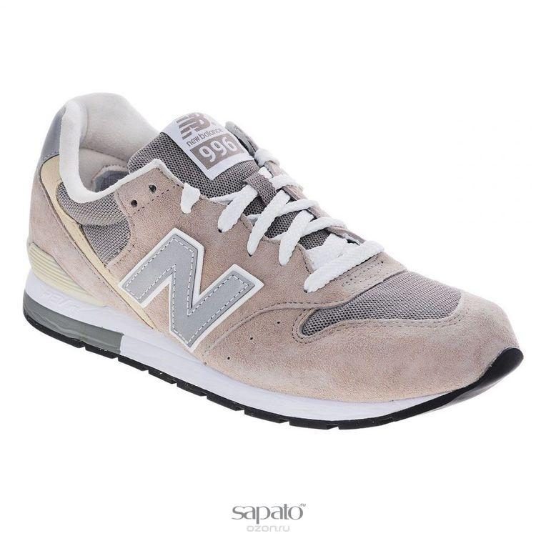 Кроссовки New Balance Кроссовки мужские. MRL996 серые