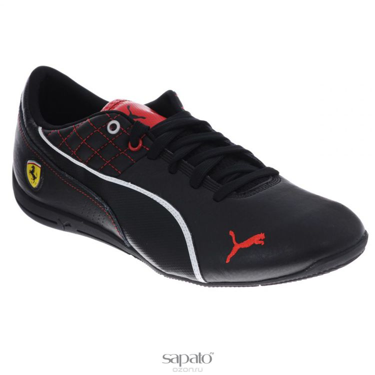 Кроссовки Puma Кроссовки мужские Drift Cat 6 SF Flash чёрные