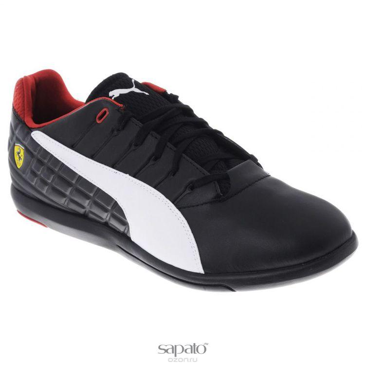 Кроссовки Puma Кроссовки мужские Pedale Grid SF чёрные