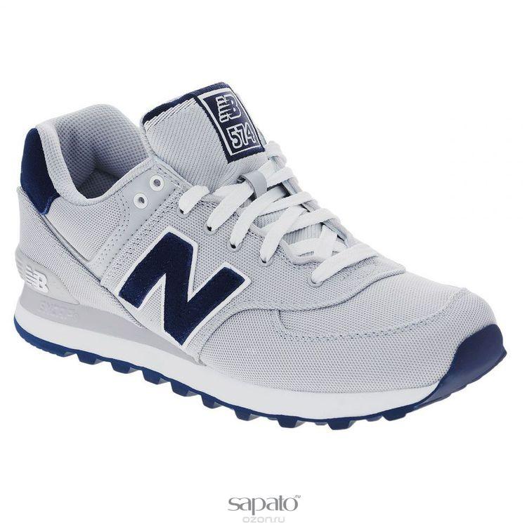 Кроссовки New Balance Кроссовки мужские. ML574PO серые