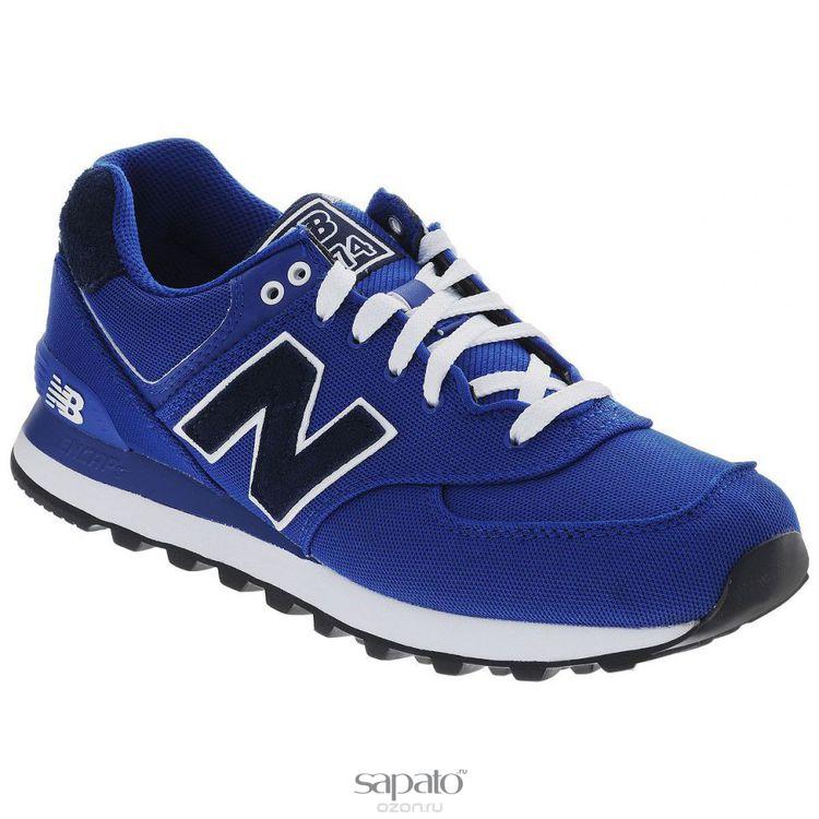 Кроссовки New Balance Кроссовки мужские. ML574PO синие