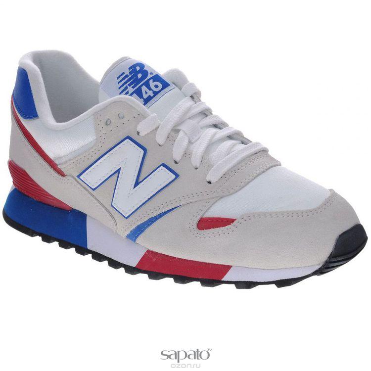 Кроссовки New Balance Кроссовки унисекс. U446SM синие