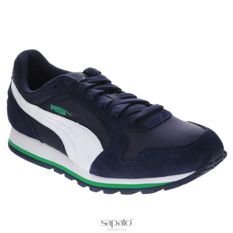 Кроссовки Puma Кроссовки унисекс ST Runner NL синие