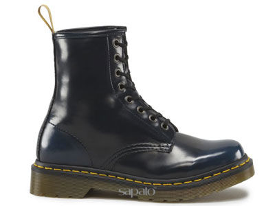 Ботинки Dr. Martens 14585410 Vegan 1460 Navy Cambridge Brash Dr Martens синие