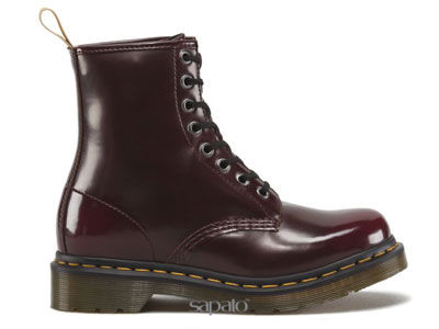 ������� Dr. Martens 14585600 Vegan 1460 Cherry Red Cambridge Brash Dr Martens �������