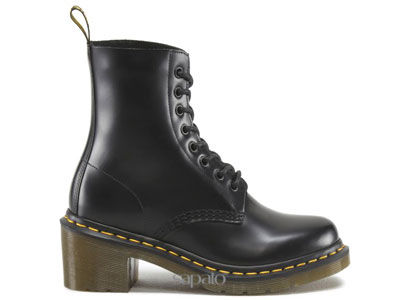 Ботинки Dr. Martens 14638003 Clemency Black Smooth Dr Martens чёрные