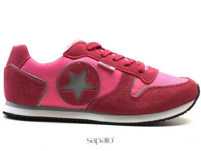 Кроссовки Xti 26931 FUCSIA Кроссовки жен XTi розовые