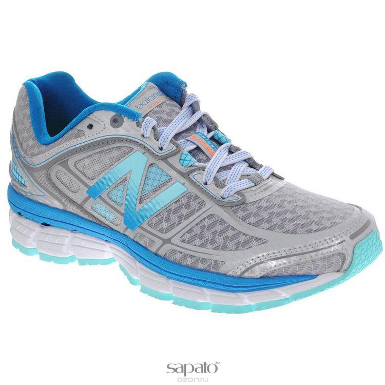 Кроссовки New Balance Кроссовки для бега женские. W860SB5/B голубые