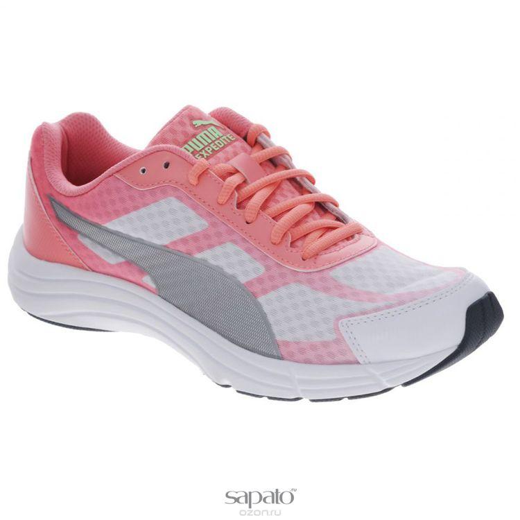 Кроссовки Puma Кроссовки для бега жен. Expedite W розовые