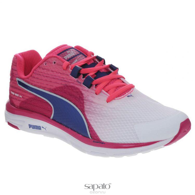 Кроссовки Puma Кроссовки для бега жен. Faas 500 v4 W розовые