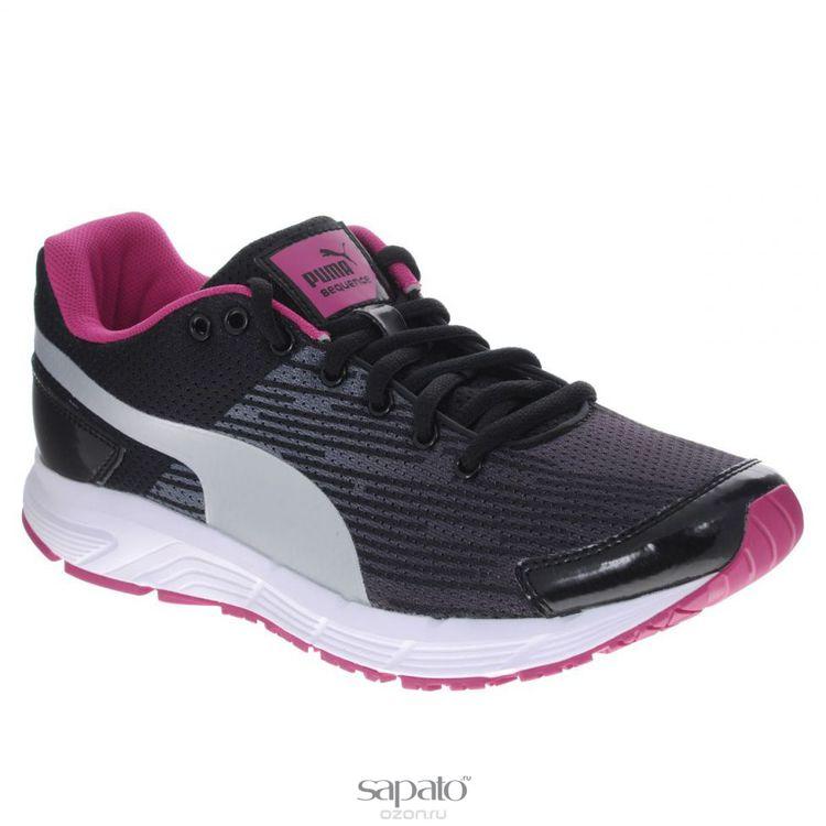 Кроссовки Puma Кроссовки для бега жен. Sequence W розовые