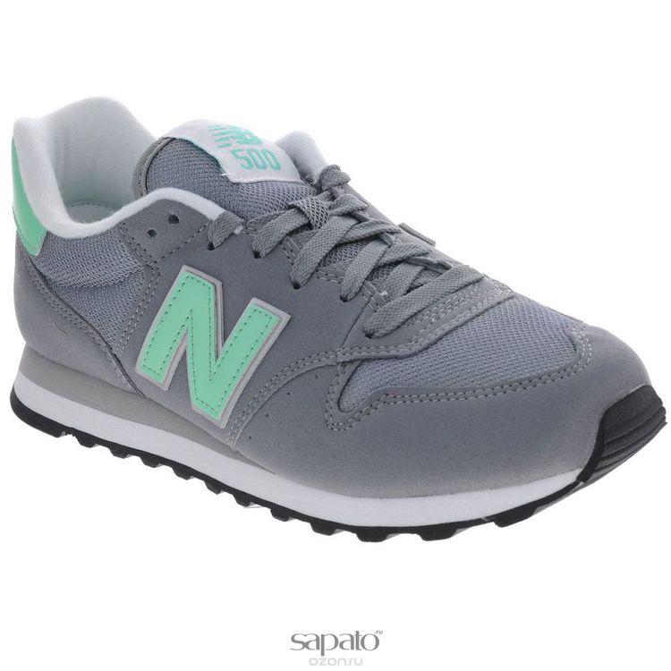 Кроссовки New Balance Кроссовки женские. GW500MM зеленые