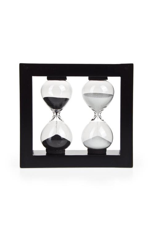 """Часы Красный куб Часы песочные """"3-5 минут"""""""