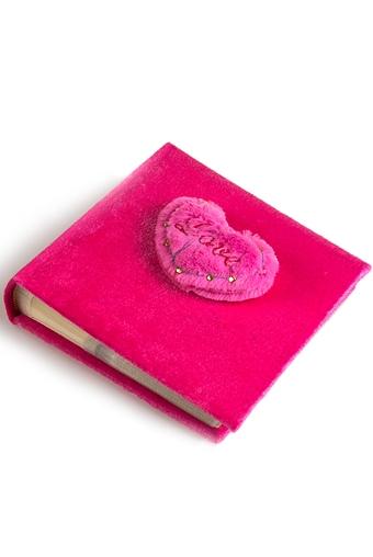 """Свадебные фотоальбомы Красный куб Фотоальбом """"Красное сердце"""""""