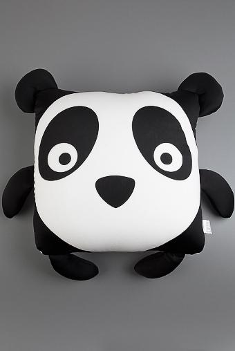"Релаксанты Красный куб Игрушка-подушка ""Счастливая панда"""