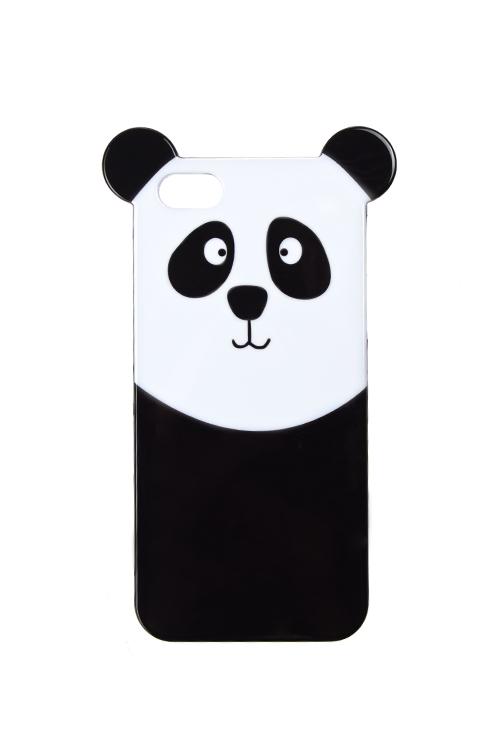 """Аксессуары для телефона Красный куб Чехол для мобильного телефона """"Задумчивая панда"""""""