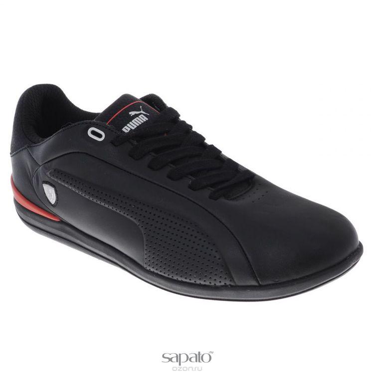 Кроссовки Puma Кроссовки мужские Gigante Leather SF чёрные