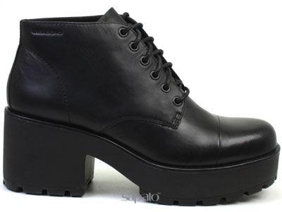 Ботинки Vagabond 3847-301-20 Dion Vagabond чёрные