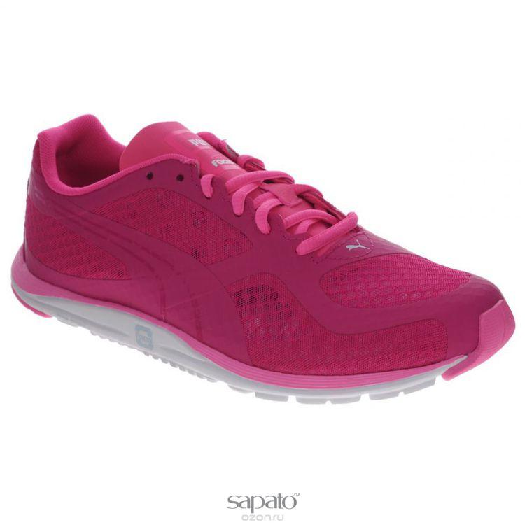 Кроссовки Puma Кроссовки женские для бега Faas 100 R V1.5 розовые