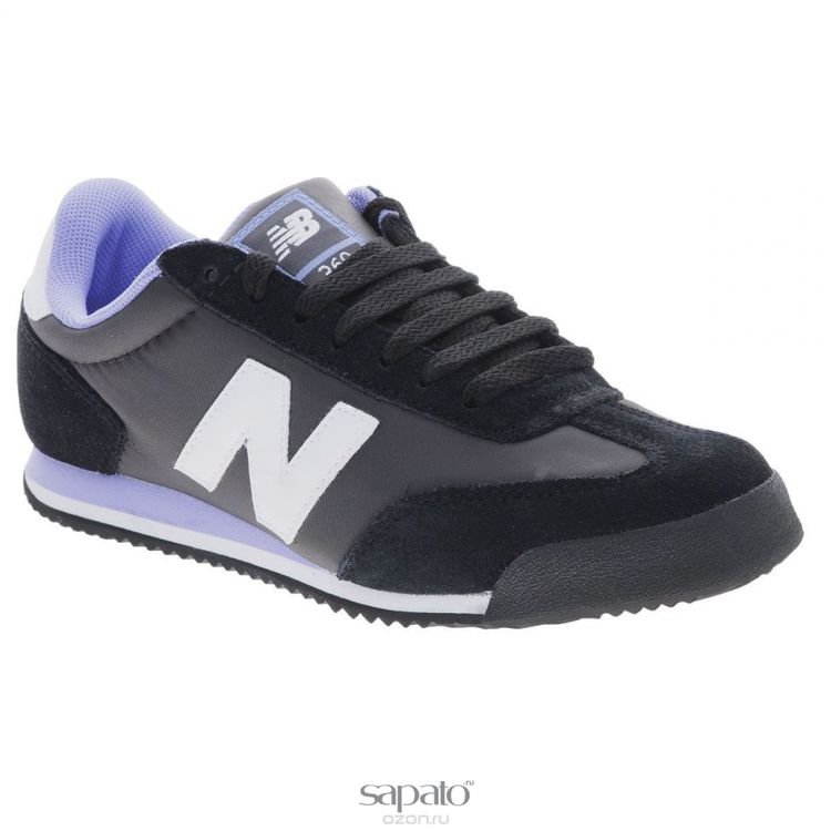 Кроссовки New Balance Кроссовки женские. WL360SNK/B сиреневые