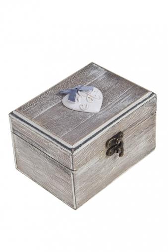 """Шкатулки для украшений Красный куб Шкатулка """"Фамильные ценности"""""""