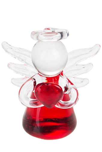 """Фигурки Красный куб Фигурка """"Сердечный ангел"""""""