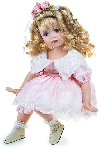 """Фарфоровые куклы Красный куб Кукла """"Прекрасная Мэгги"""""""