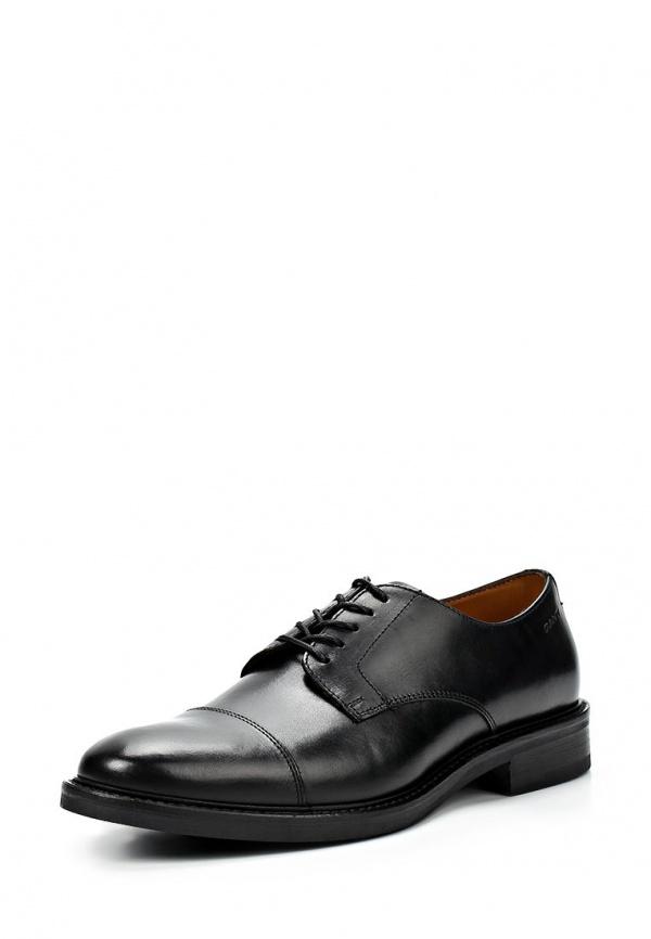 Туфли Gant 9631320 чёрные