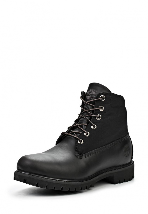 Ботинки Timberland TBL6823AM чёрные