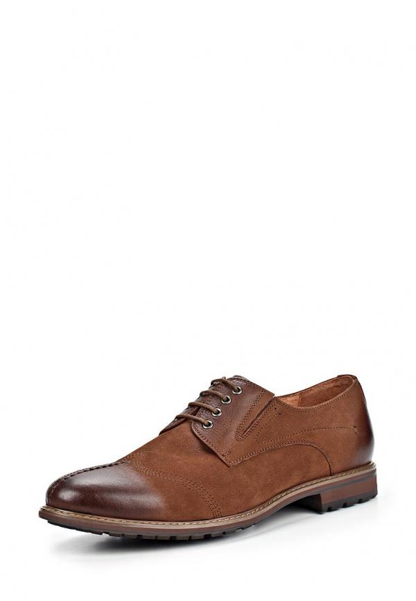 Ботинки iD active 648107/03-02S коричневые