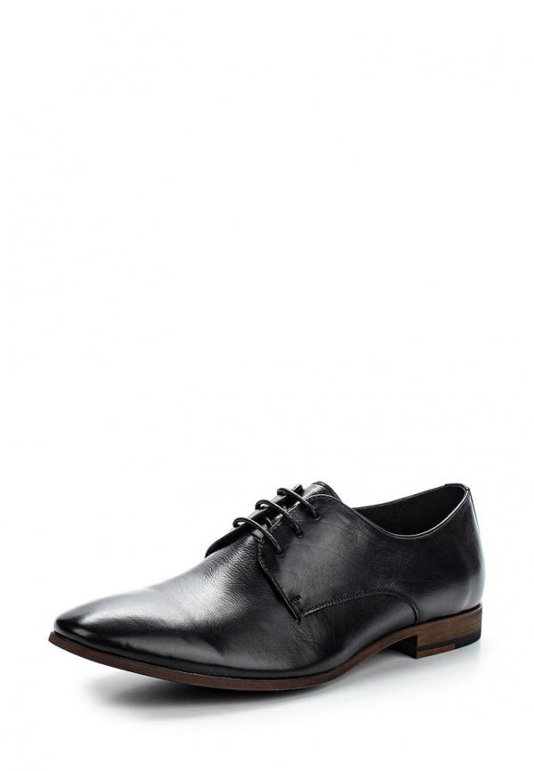 Туфли Dino Ricci 110-17-07 чёрные