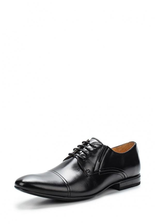 Туфли Vitacci M17937 чёрные