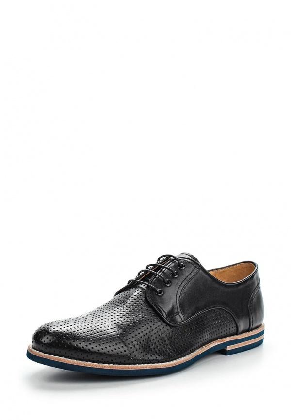 Туфли Vitacci M171006 чёрные