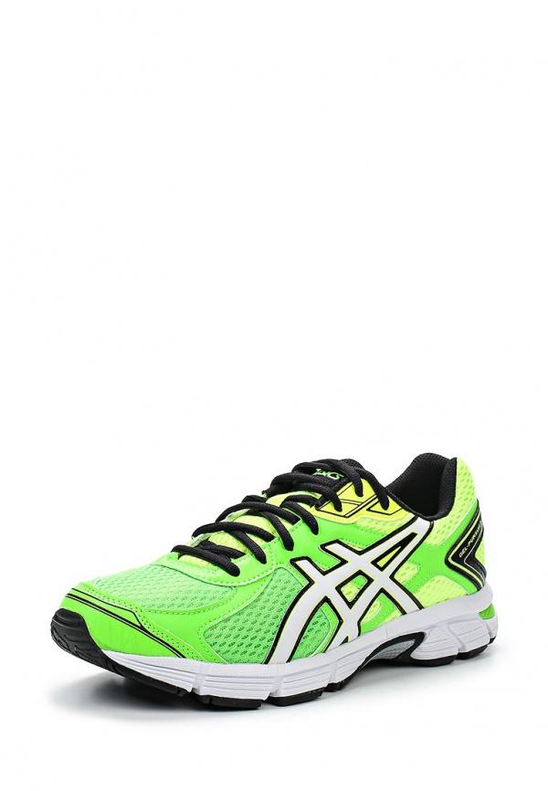 Кроссовки Asics T4C4N зеленые
