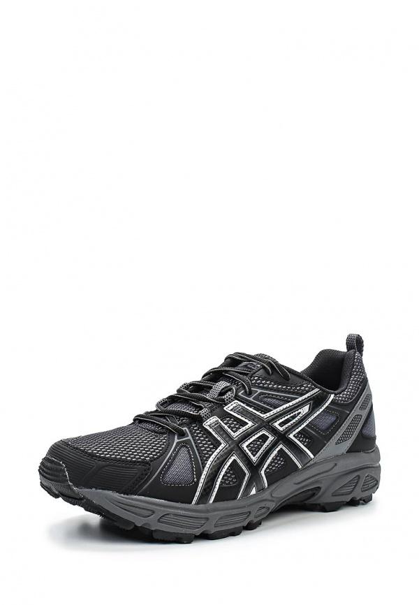 Кроссовки Asics T418N чёрные