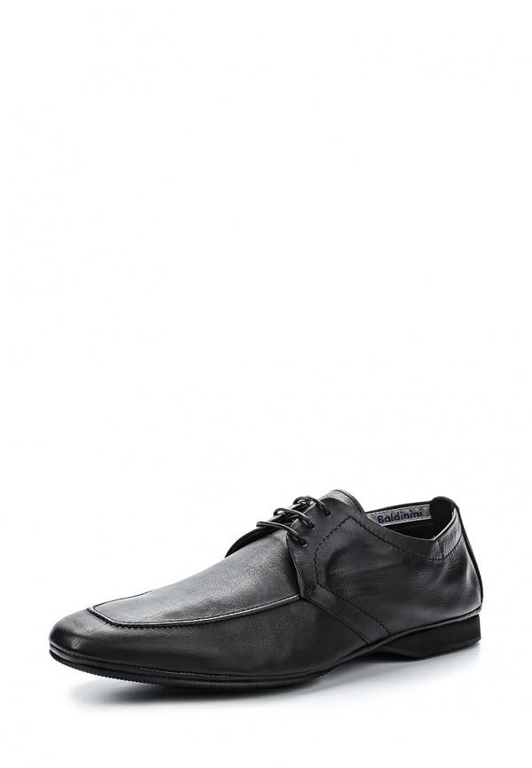 Туфли Baldinini 597006LOSA00 чёрные