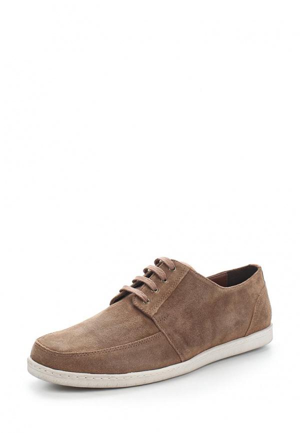 Туфли Buffalo 2336 коричневые