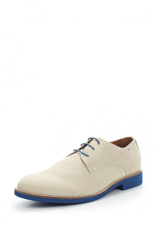 Туфли Buffalo 213-1948 серые