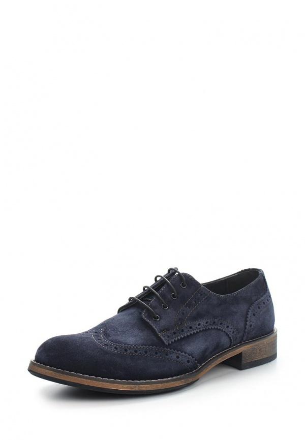 Туфли Buffalo 2396 синие
