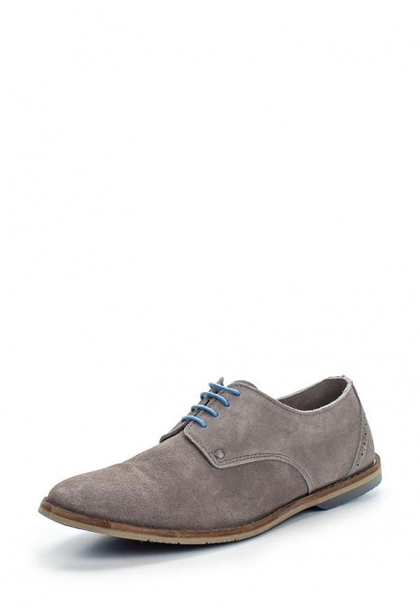 Туфли Buffalo ES111124 серые