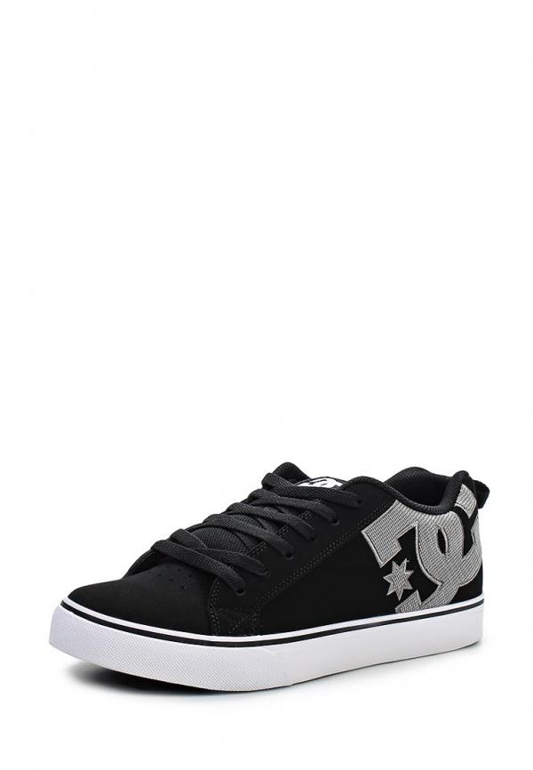 Кеды DC Shoes 303187 чёрные