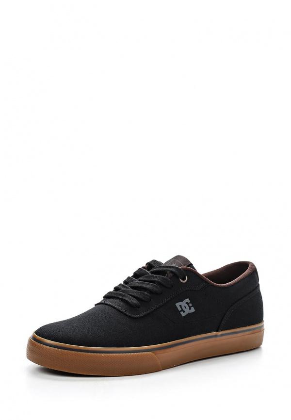 Кеды DC Shoes ADYS300105 чёрные