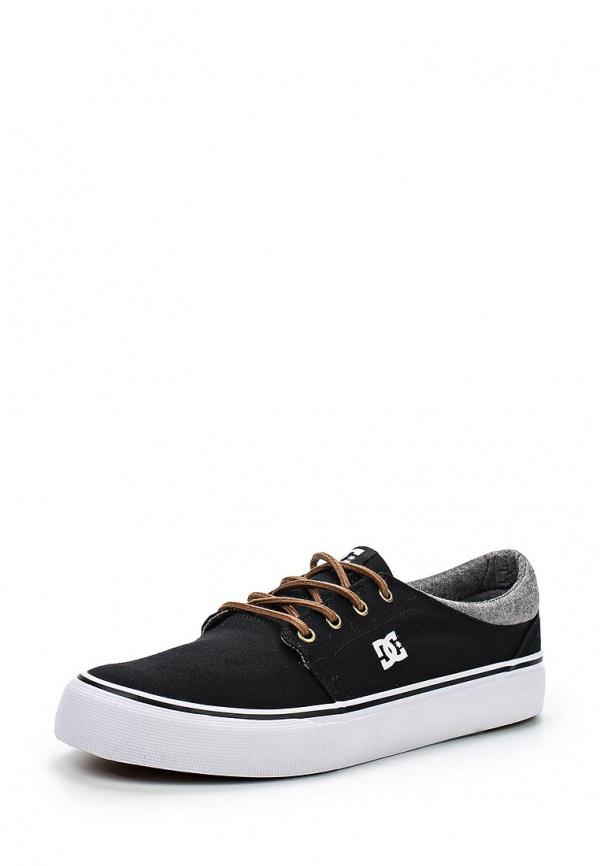 Кеды DC Shoes ADYS300123 чёрные