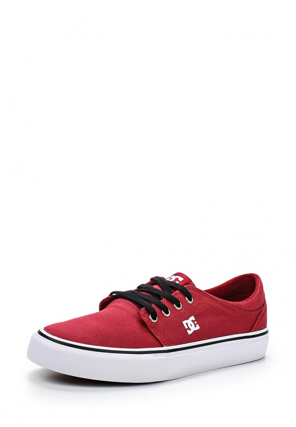 Кеды DC Shoes ADYS300126 красные