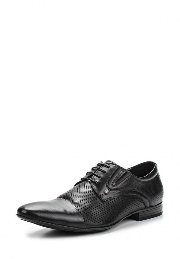 Туфли Hortos 657214/09-01 чёрные